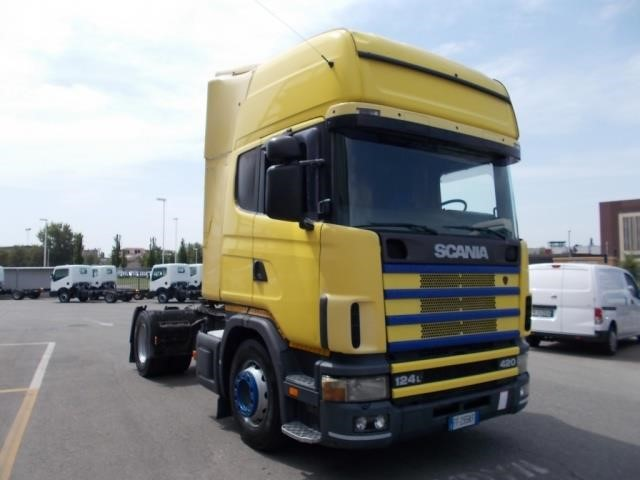 Scania R124 #Used