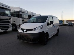 Nissan Nv200  Nowy
