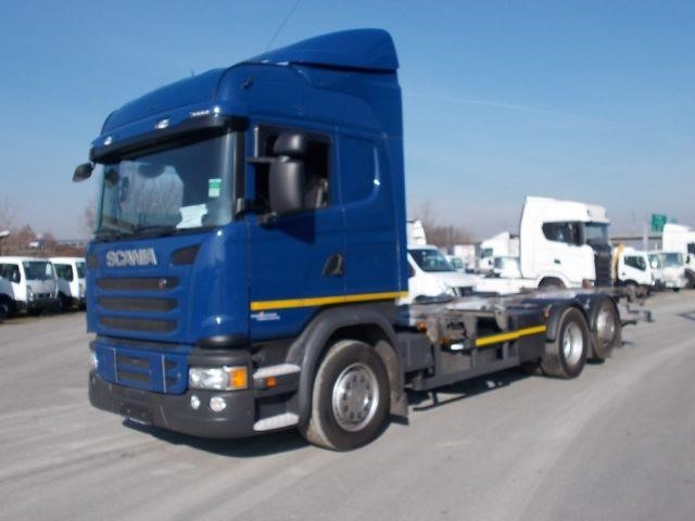 Scania G410 #Used