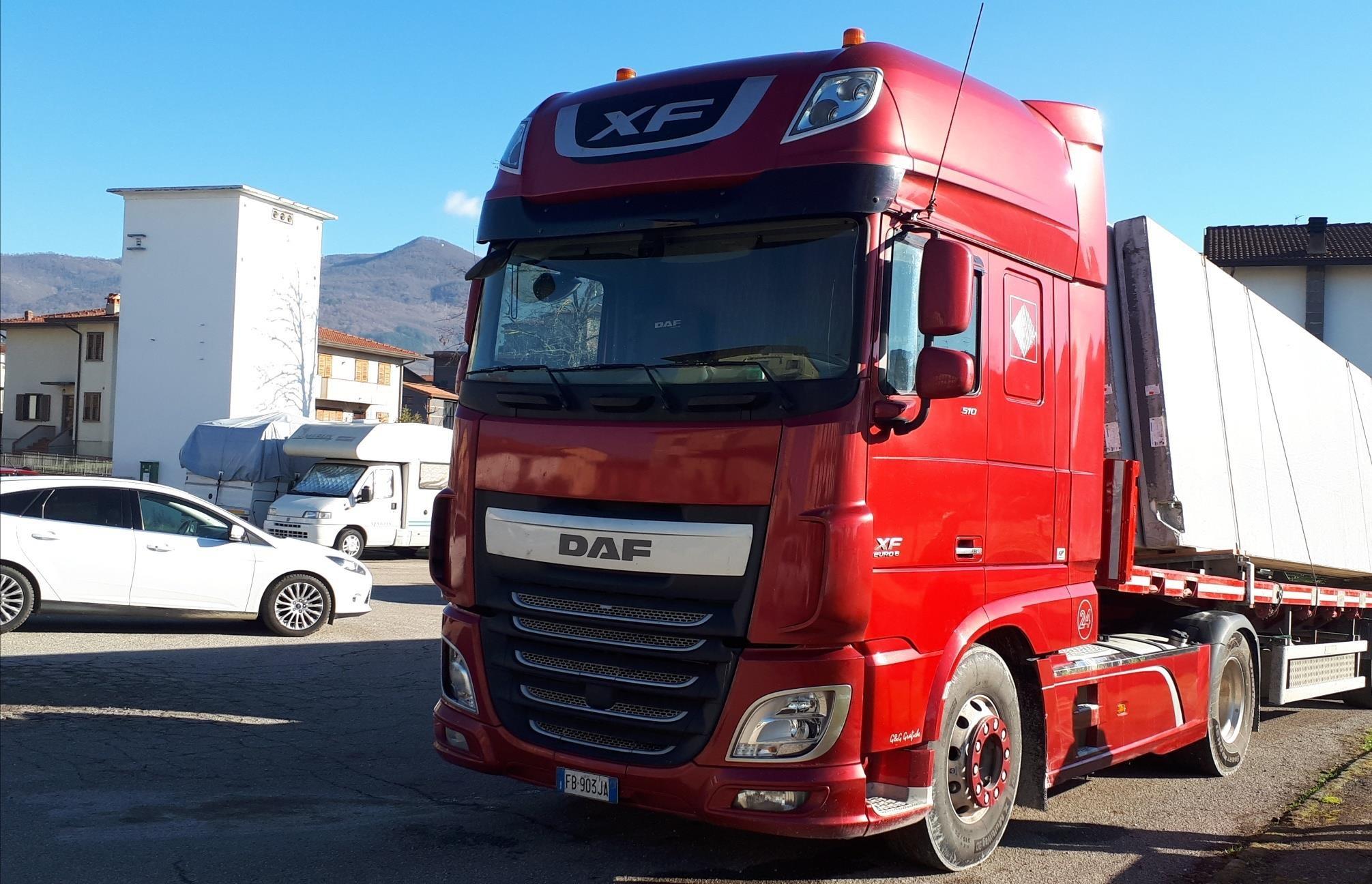 Daf XF510