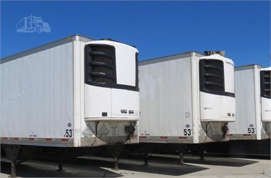 Reefer Trailers For Sale In Stockton, California - 308