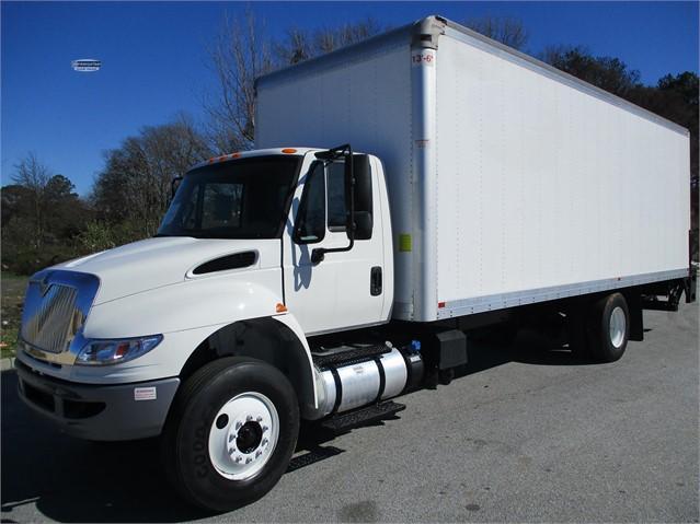 2015 INTERNATIONAL 4300 For Sale In Atlanta, Georgia