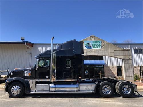 FREIGHTLINER CORONADO 132 Conventional Trucks W/ Sleeper For