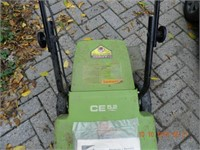 NEUTON BATTERY OPERATED MOWER (NO CHARGER)