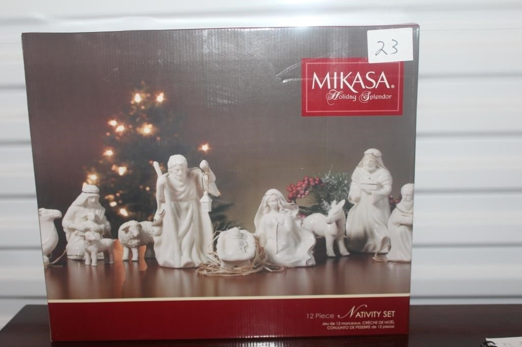 Mikasa Nativity Set Why Not Marketplace