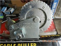 2 TON CABLE PULLER / WINCH