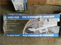 "POWERFIST TRAILER JACK - TRAVEL TRAILER 20"""