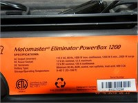 ELIMINATOR POWER BOX - AS IS