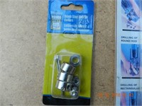 """LEE VALLEY 3/8"""" DRILL GUIDE / POWERFIST DRILL"""