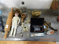 LOT ASSORTED COLLECTIBLES