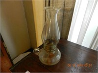FINGER OIL LAMP