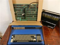 2 SOL TERMINAL COMPUTERS / MANUAL AS IS