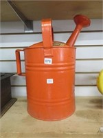 "Watering can.  16"" tall"