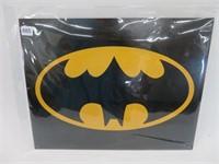 """Batman tin sign.  16"""" x 12"""""""