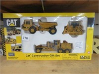 Cat construction gift set
