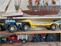 Tonka float truck