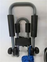 Sport rack folding kayak carrier