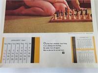 1964 Playboy playmate calendar