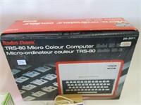 Radio Shack mac computer, Bart Simpson phone,