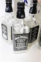 Box of Jack Daniels Christmas lights