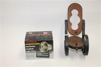 Programmable auto speaker and doll rocking chair