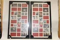 """2 new picture frames.  20"""" x 36"""""""