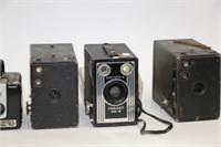 Box of cameras