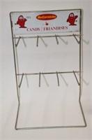 "McCormick candy rack.  12"" x 18"""
