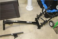 Thule automotive bicycle rack