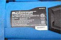 "Mastercraft 10"" sliding compound miter saw with"