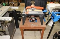 Craftsman router with table and stand