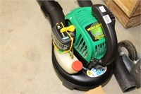 Weed eater 25cc gas blower