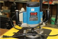Ryobi variable speed router.  Complete with