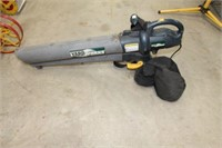 Yardworks electric blower