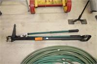 Weed puller and pruner