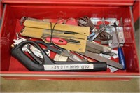 Group of assorted tools