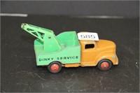 "Dinky Toys wrecker truck.  5"""