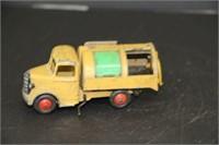 "Dinky Toys side dump truck.  4"""
