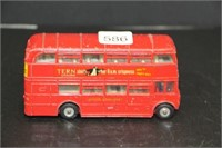 Dinky Toys double decker bus.  5""