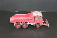 "Dinky Toys Foden dump truck.  7"""