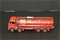 "Dinky Super Toy mobilgas tanker.  7"""