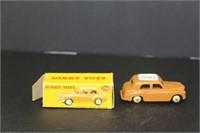 """Dinky Toys Hillman mini car with box. 3.5"""""""