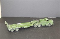 """Dinky Super Toys truck and trailer 12"""""""