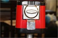 "BEAVER PEDESTAL CANDY MACHINE 48"""