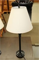 "3 PIECE LAMP SET 60"" & 26"""