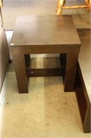 """3 PIECE OCCASIONAL TABLE SET 56""""  & 24"""""""