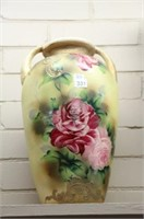 """15"""" HAND PAINTED VASE"""