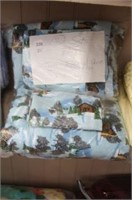 2 SETS OF TWIN FLANNEL SHEETS