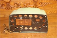Early Crosley model E15 radio