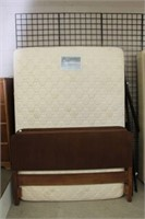 3 piece double bedroom suite with boxspring and